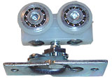 802 4-Wheel Ball Bearing with Door Plate